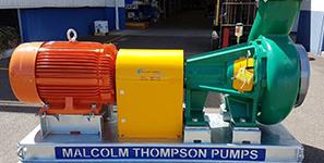 Malcolm Thompson Pumps - Malcolm Thompson Pumps
