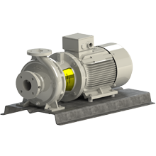 ISO Series Pumps – Motor Pumps