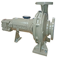 ISO Series pumps – Hydraulic Drive