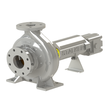 ISO Series Pumps – Hydraulic Driven