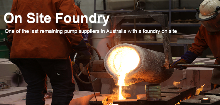Foundry Perth