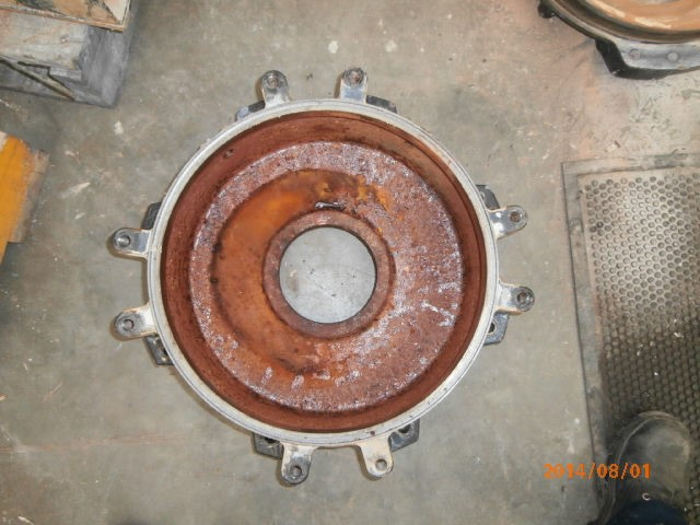 Titanium Company Pump Repair