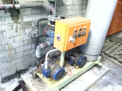 Onsite Pump Inspection