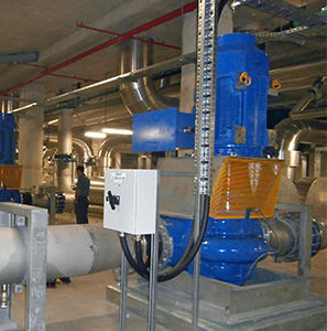 Western Australia Hospital Process Pump Package