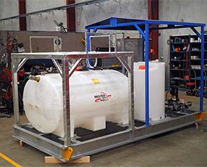 Detergent Dosing Pump Package - Malcolm Thompson Pumps